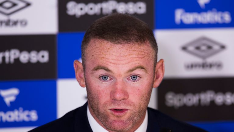 Wayne Rooney insists game time is vital ahead of Everton's Europa League qualifier
