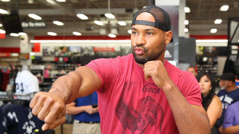 Heavyweight Gerald Washington  believes all the hard work has been done ahead of his clash with Jarrell Miller
