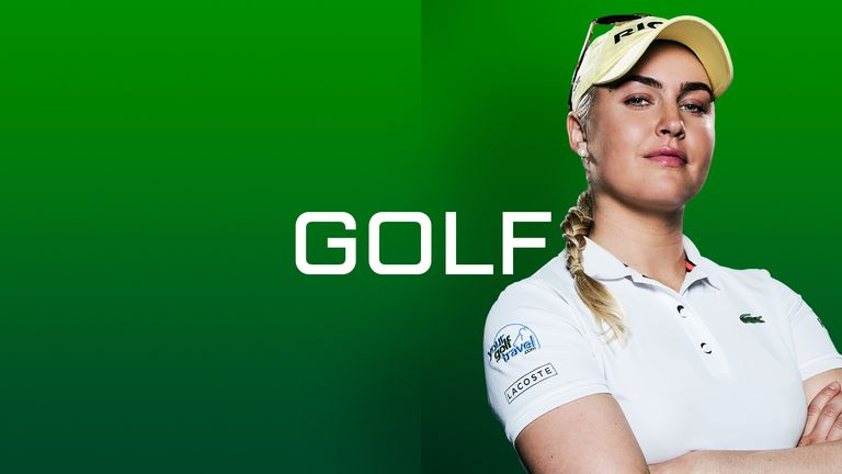 Sky Sports Golf launches on Tuesday July 18