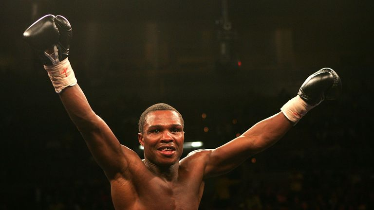 'Bazooka' blew most welterweights out of his way in the 1990s