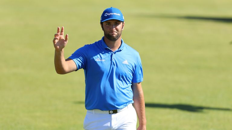 Jon Rahm Wins 2017 Irish Open by 6 Strokes