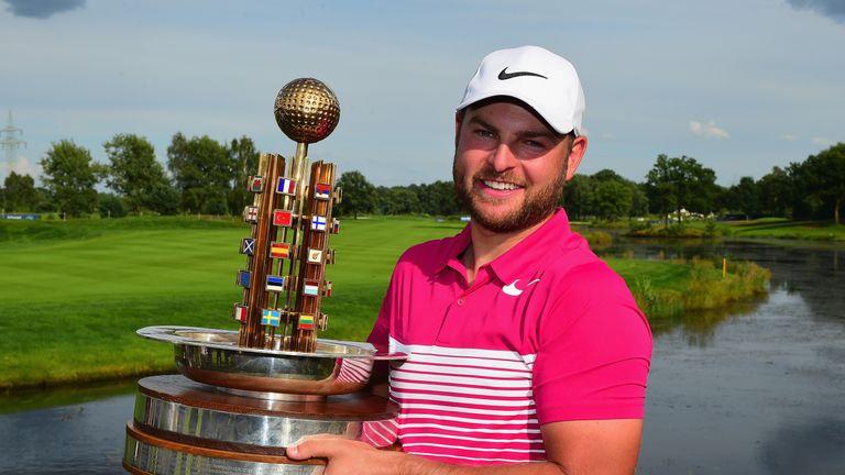 Jordan Smith has good memories from last year's victory