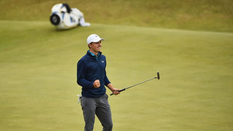 Jordan Spieth gave us a performance to remember at Royal Birkdale