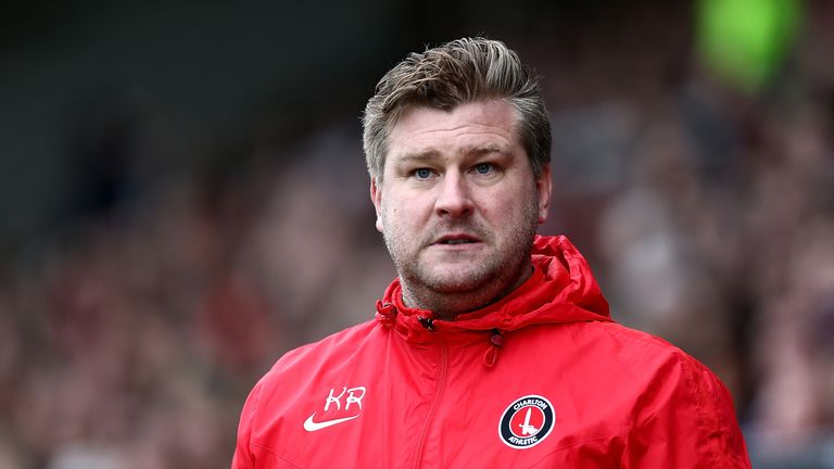 Karl Robinson says the pride people have in Charlton Athletic is 'remarkable'
