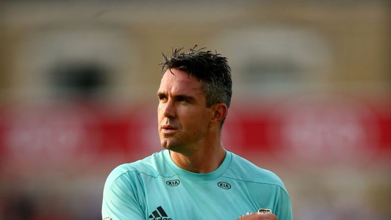Kevin Pietersen is another of the notable names who was due to feature