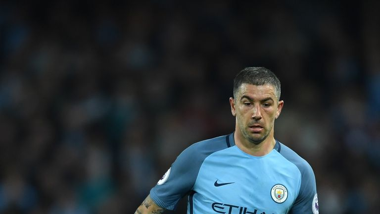 Manchester City close on Benjamin Mendy as Aleksandar Kolarov joins Roma