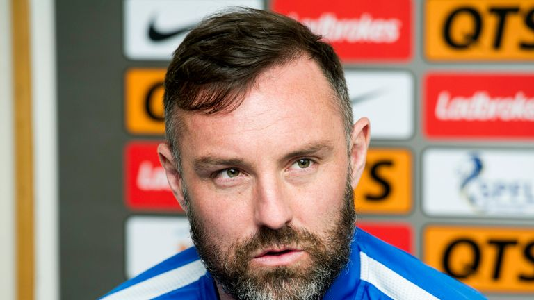 Kris Boyd is surprised that Aberdeen manager McInnes has snubbed Rangers
