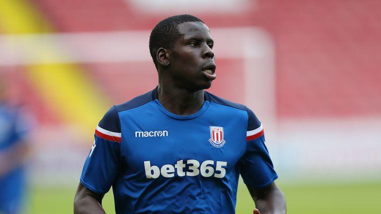 Kurt Zouma has joined Stoke on loan from Chelsea