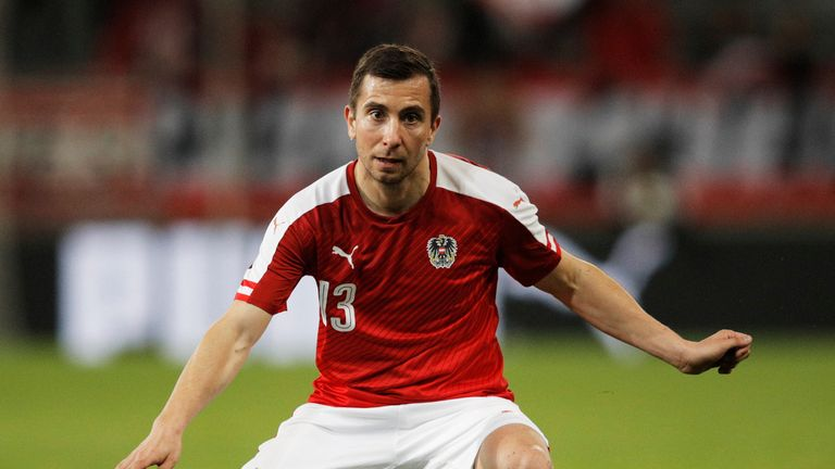 Markus Suttner is the latest addition to Brighton's squad