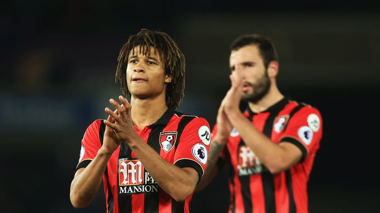 Bournemouth defender Nathan Ake offered his condolences to the supporter's family