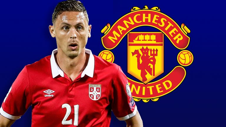 Nemanja Matic is the man for Jose Mourinho