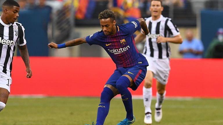 Neymar is '90 per cent' likely to leave Barcelona