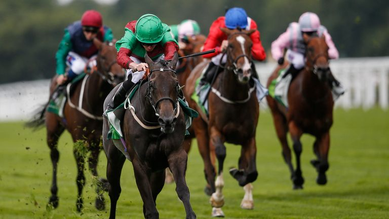 Nyaleti: Could be aimed at the Rockfel Stakes