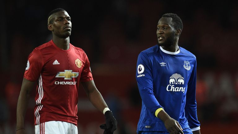 Redknapp believes Lukaku's friendship with Paul Pogba could be important for United