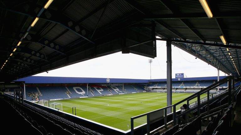 Chief executive Lee Hoos says QPR's future at Loftus Road is not sustainable.