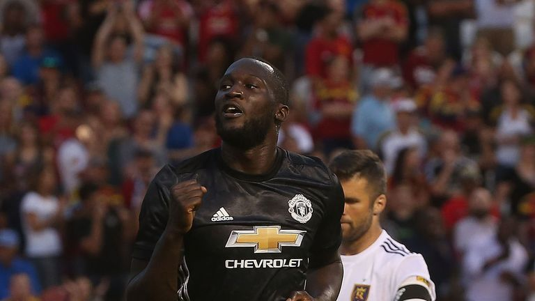 Mkhitaryan is happy Romelu Lukaku has joined United