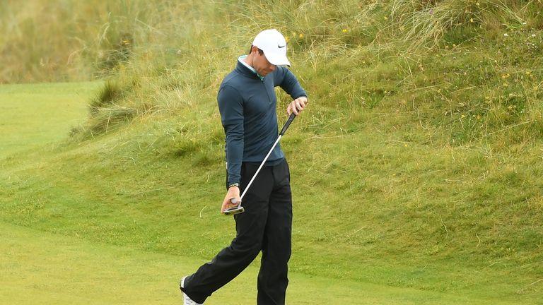 Irish Open: Three times more bets on Lagergren than McIlroy