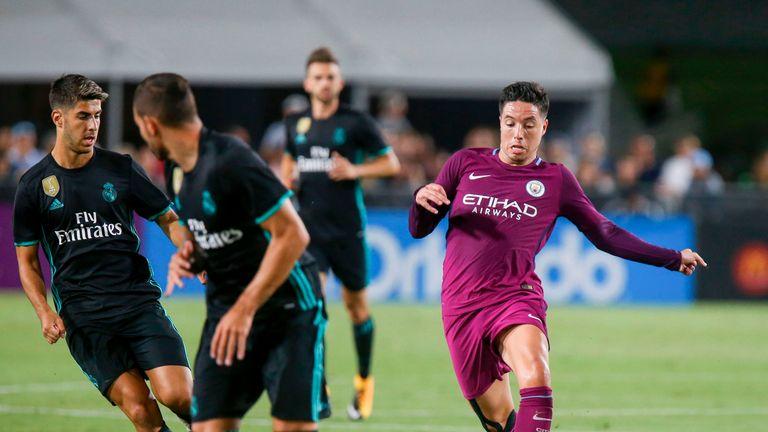 Samir Nasri is set to leave Manchester City for Antalyaspor