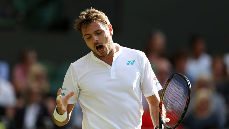 Reigning champion Stan Wawrinka withdraws — International United States