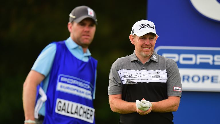 European Open 2017: Ashley Chesters Holds Lead After Rain-Affected Friday