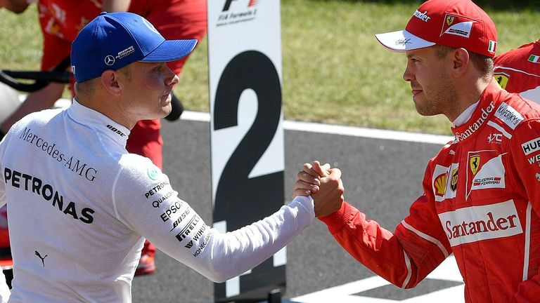 Bottas: Ferrari 'outperforming us so much' at Hungary