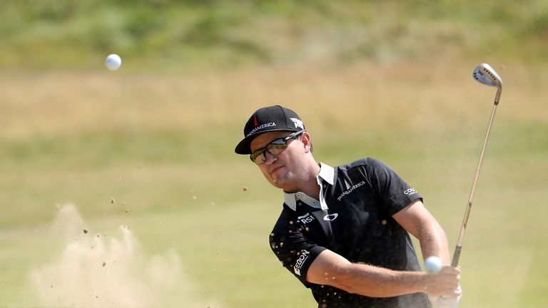 Zach Johnson says Royal Birkdale 'has everything'