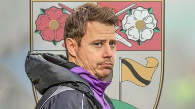 Rossi Eames has become the youngest head coach in the Football League