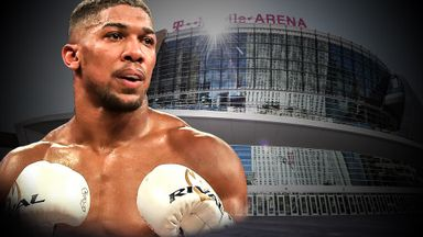 November 11 is pencilled in for the heavyweight world title unification rematch