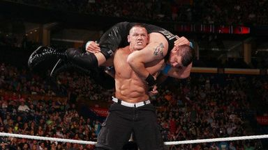 John Cena was taken to the limit by Kevin Owens in 2015.