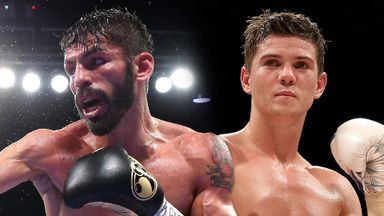 Jorge Linares and Luke Campbell will fight on September 23