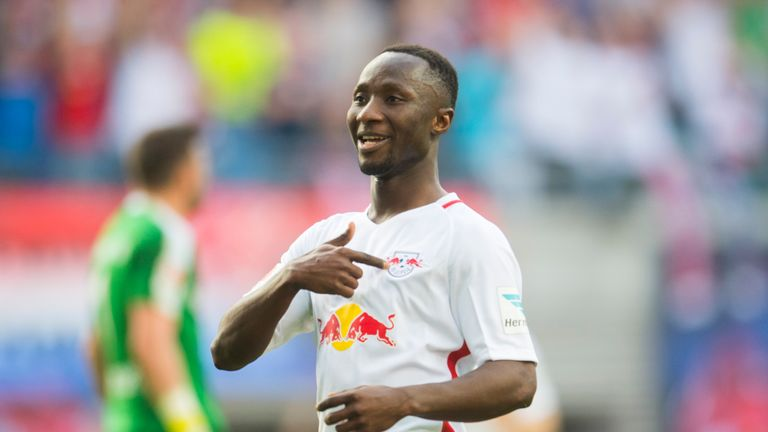 Naby Keita is not to blame for his transfer situation, says RB Leipzig sporting director Ralf Rangnick