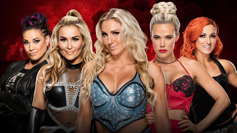 Five women enter the ring at Battleground but only one will walk away with a title shot.