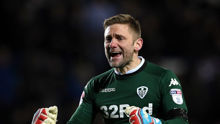 Rob Green failed to make an appearance for Huddersfield