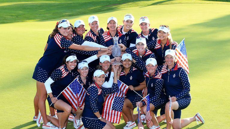 Team USA narrowly won 14.5-13.5 in 2015