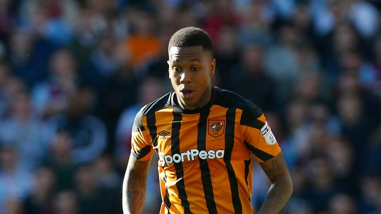 Abel Hernandez struck a hat-trick as Hull cruised to a 4-1 win over Burton
