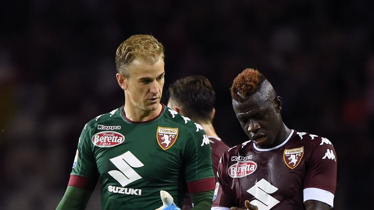 Torino do not want to sell Afriyie Acquah (right), according to Sky sources