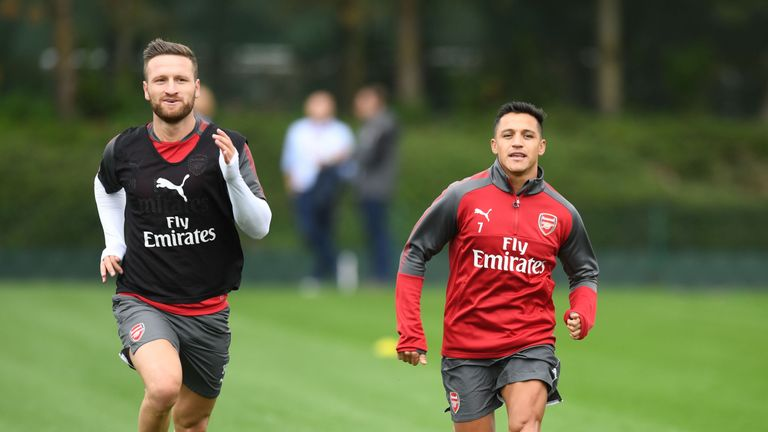 Arsenal would be willing to let Alexis Sanchez leave, says Paul Merson