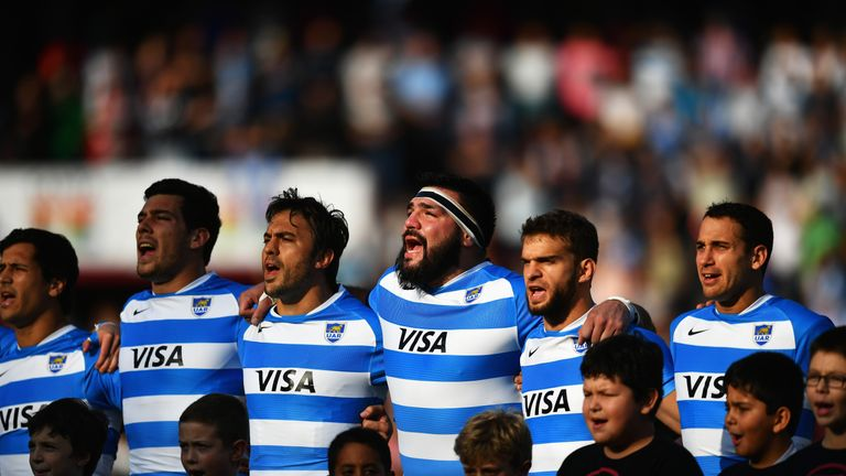 Argentina will be looking to make their mark on this year's Rugby Championship after a disappointing 2017 so far