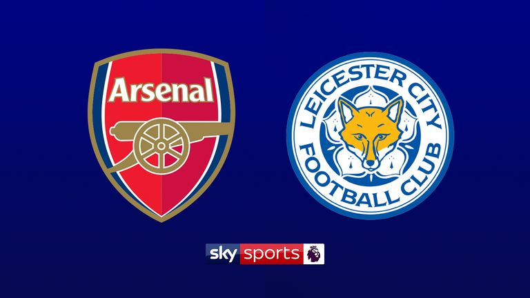 Arsenal rally late to defeat Leicester on opening night