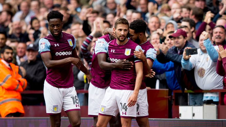 Villa have won just one of their opening six Championship games