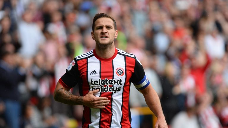 Billy Sharp scored the winner for Sheffield United