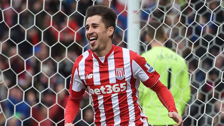 Bojan joined the Potters from Barcelona three years ago
