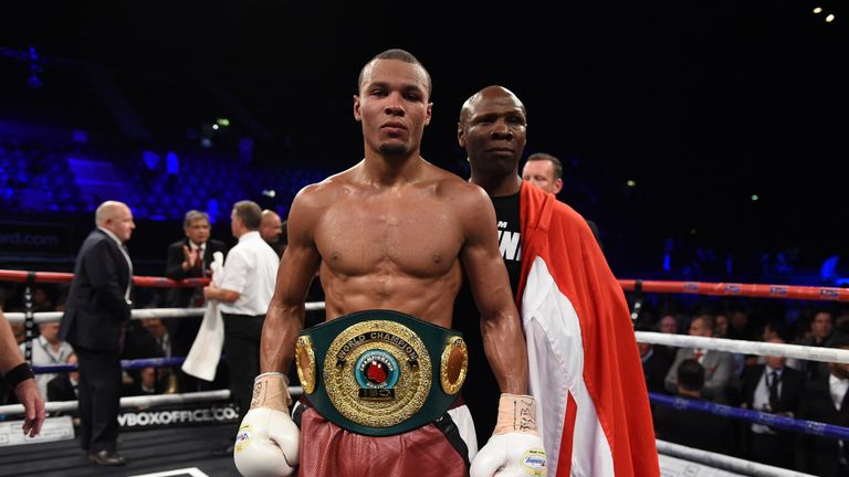 Chris Eubank Jr faces Avni Yildirim in opening fight of World Boxing Super Series