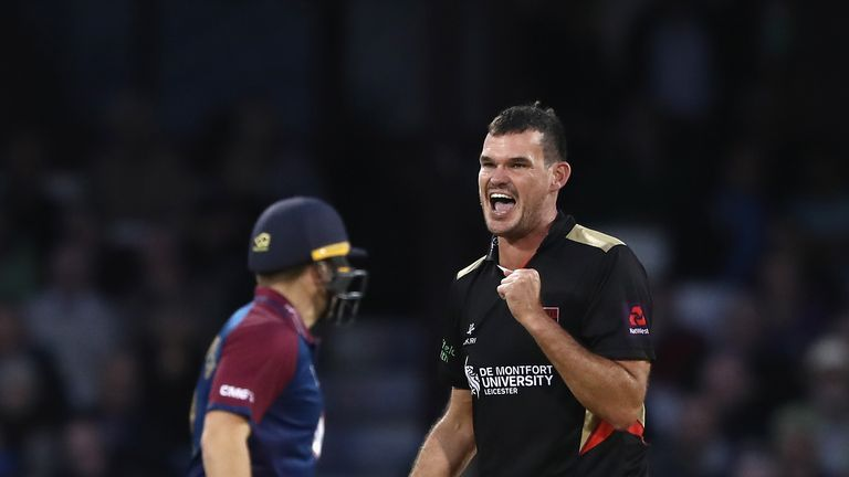 Clint McKay has starred with the ball and as skipper of Leicestershire