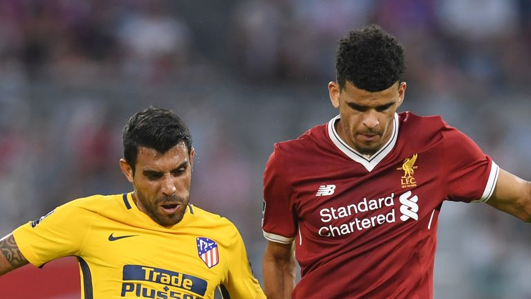 Atletico Defeat Liverpool To Clinch Audi Cup