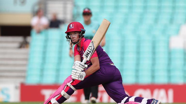 Elyse Villani hammered 71 from 39 balls for Lightning