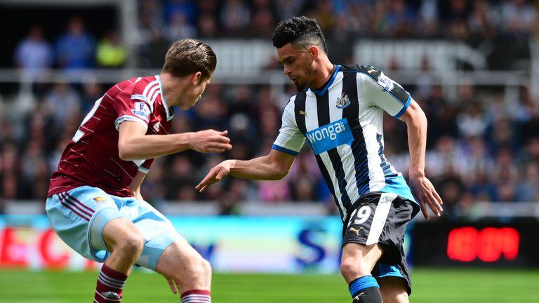 Emmanuel Riviere has left Newcastle to join Metz
