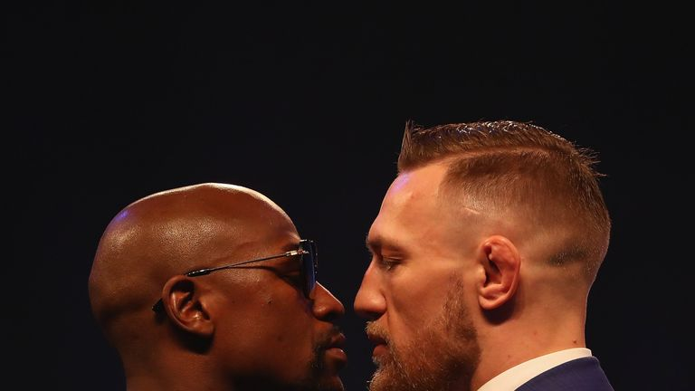 Floyd Mayweather is too tough a match for Conor McGregor, according to Manny Pacquiao