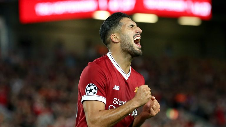 Juventus hand Liverpool boost in Emre Can tussle