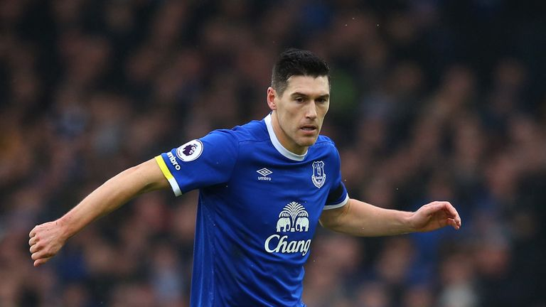 Barry has been a Premier League stalwart for Aston Villa, Manchester City and Everton